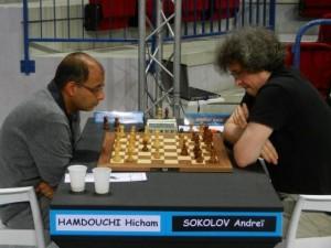 Hicham Hamdouchi - Andrei Sokolov