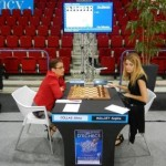 Sophie Milliet lost already in first round against Silvia Collas