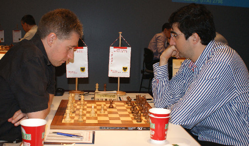 Adams - Kramnik