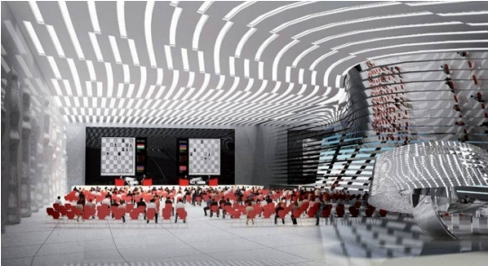 Baku Chess Palace 3