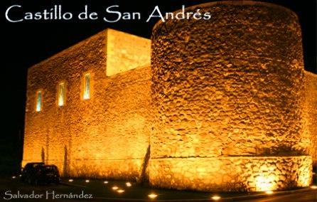 Castillo de San Andrés in Carboneras