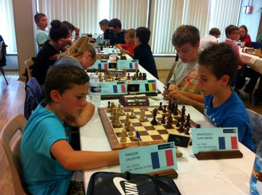 9th International Chess Festival Dieppe Open