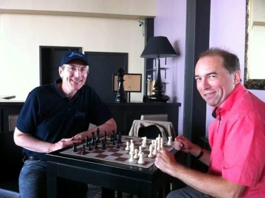 9th International Chess Festival Dieppe Open