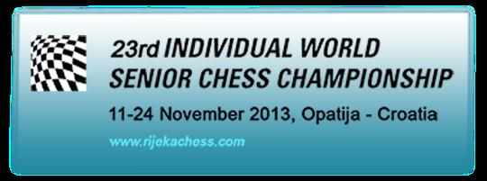 FIDE World Senior Championships 2013