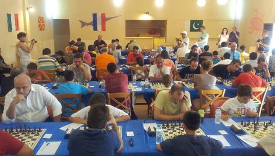International Open Chess Tournament Paleros 2013