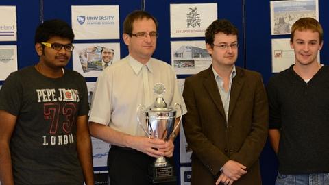 Michal Krasenkow is the winner of the HZ Tournament 2013