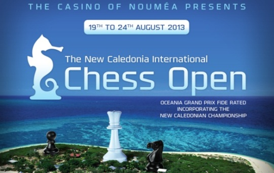 New Caledonia International Chess Open