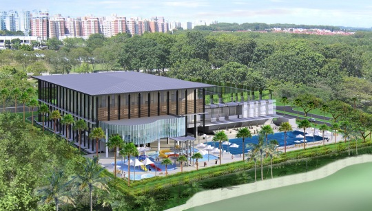 Pasir Ris Sports and Recreation Centre