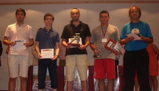 Spanish Rapid Chess Championship 2013