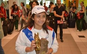 WIM Danitza Vasquez