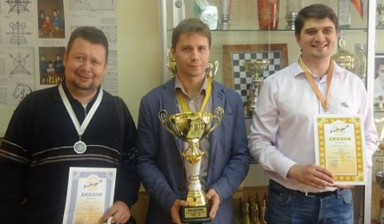 Anniversary tournament in Yekaterinburg