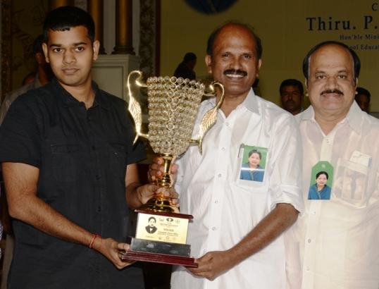Chennai Chess Blitz 2013