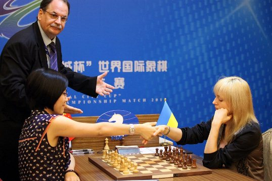 FIDE Women's World Championship Match