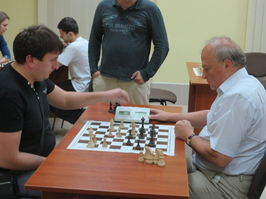 Friendly Blitz Tournament in Lviv