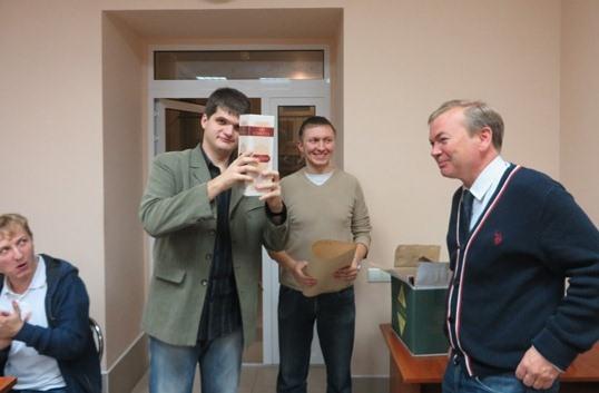 Friendly Blitz Tournament in Lviv