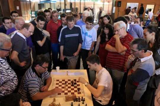 International Chess Marathon of Saverne in 2011