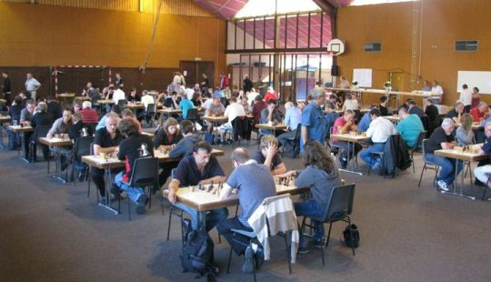 International Chess Marathon of Saverne