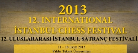 Istanbul Chess Festival 2013