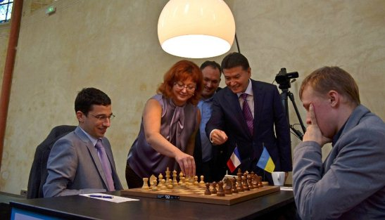 Paris FIDE Grand Prix r1 1