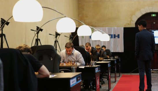 Paris FIDE Grand Prix r1