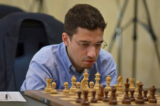 Paris FIDE Grand Prix r2 Fressinet