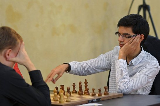 Paris FIDE Grand Prix r2 Giri