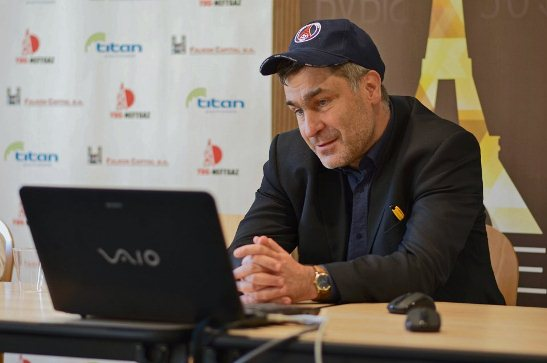 Paris FIDE Grand Prix r2 Ivanchuk