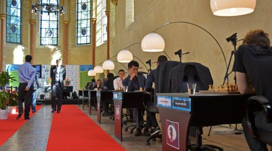 Paris FIDE Grand Prix r2
