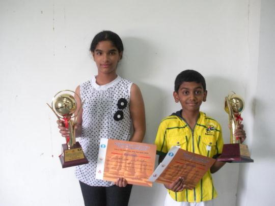 Priyanka and Ram