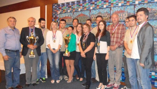 Serbian Premier Chess League