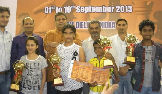 The Winners with Guests