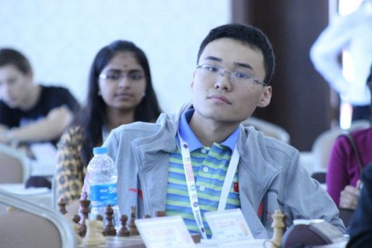 World Junior Chess Championships 2013
