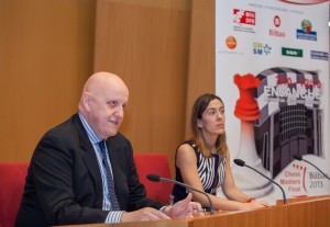 Presentation of the Bilbao Final Masters 2013