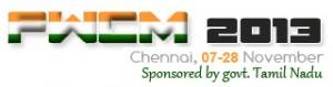 fwcm 2013 official logo