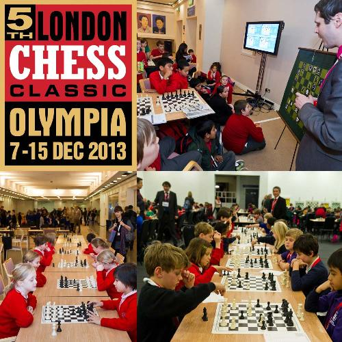 Chess and Education Conference at the Classic