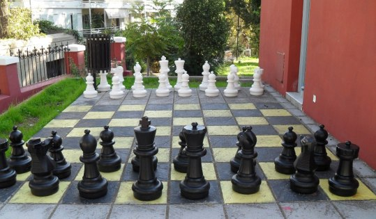 Chess on Rhodes