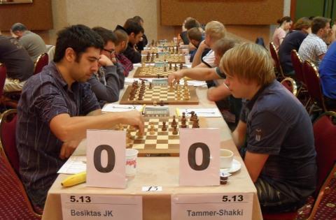 European Chess Club Cup - Round 5 Photos