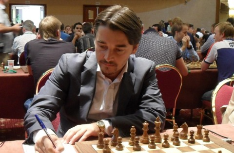 European Chess Club Cup - Round 6 Photos