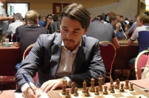 European Chess Club Cup - Round 6 Photos