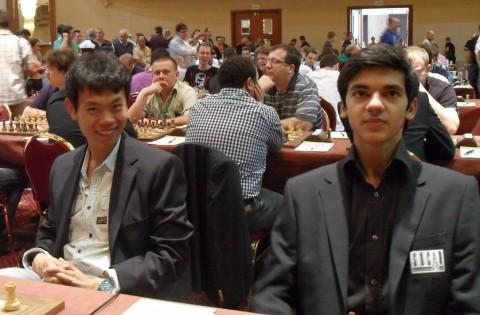 European Chess Club Cup - Round 7 Photos