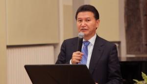 Kirsan Ilyumzhinov