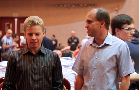 Laznicka and Hracek (G-Team Novy Bor)