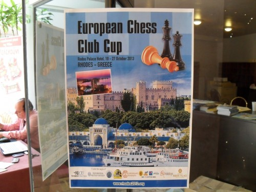 Rhodes Palace is proud to host the top club event of the year