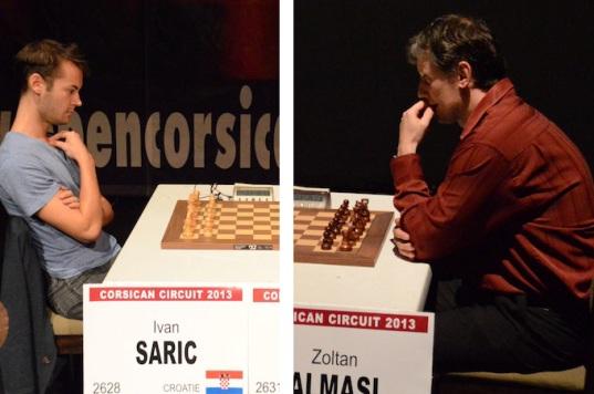 Saric and Almasi