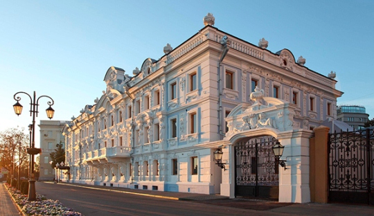 State Historical and Architectural Museum in Nizhny Novgorod