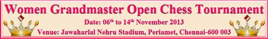 Women International Grandmaster Open in Chennai