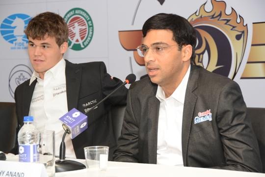 Anand - Carlsen game 2 10