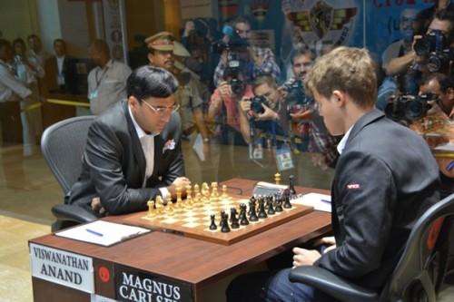 Anand - Carlsen game 2 4