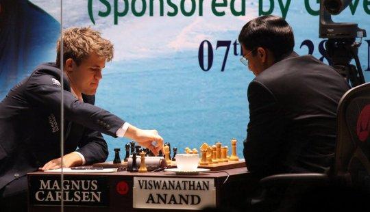 Anand - Carlsen game 6