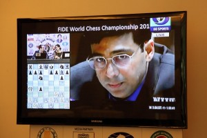 DD Sports live coverage, bringing chess daily on TV